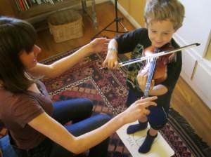 Suzuki Violin Method 1